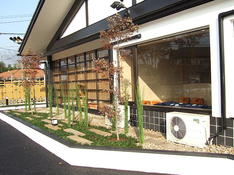 ファミリーレストラン 埼玉県東松山市