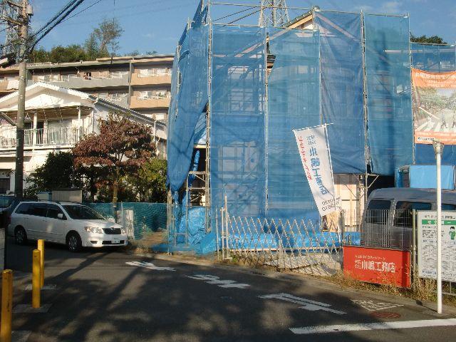 稲城M様邸 工事開始前