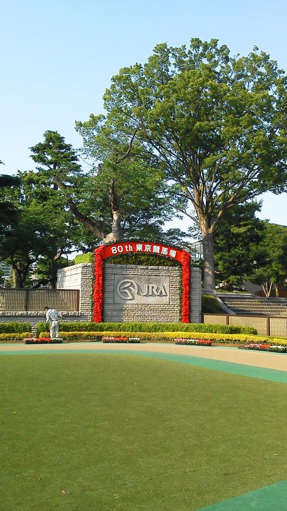 コース内ローズガーデン施工 東京競馬場(府中市) 様 完成写真